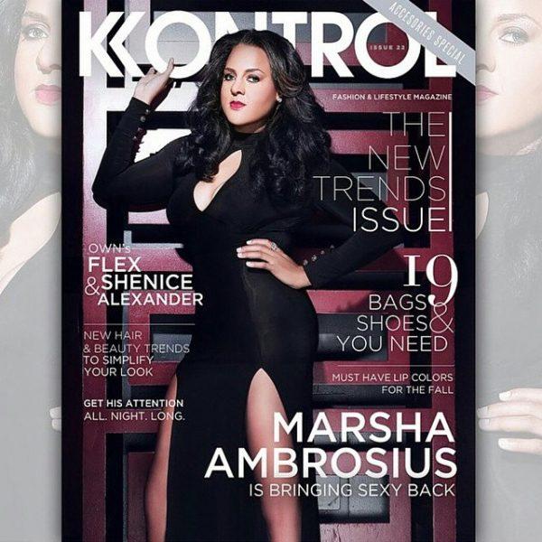 marsha ambrosius kontrol thatgrapejuice 1 600x600 Marsha Ambrosius Covers Kontrol / Claps Back At Pic Critics