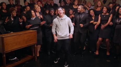 Must See: Nick Jonas Debuts Video For 'Jealous'...Gospel Remix