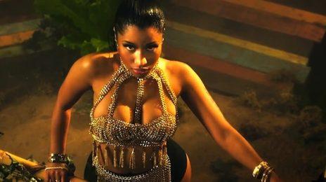 Nicki Minaj's 'Anaconda' Slithers To Double Platinum Status