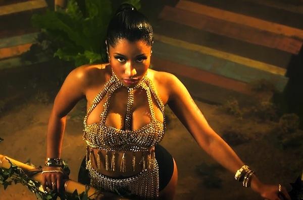 nicki minaj anaconda 2014 thatgrapejuice Nicki Minajs Anaconda Slithers To Double Platinum Status