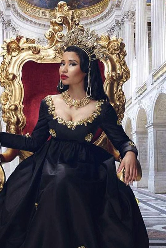 New Song: Nicki Minaj & David Guetta - 'Hey Mama' - That Grape Juice