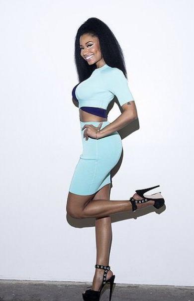 nicki minaj that grape juice 2014 10000 Nicki Minaj To Perform At American Music Awards