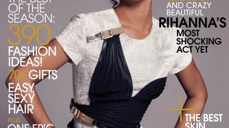 Rihanna Covers Elle's December Issue Ahead Of New Album