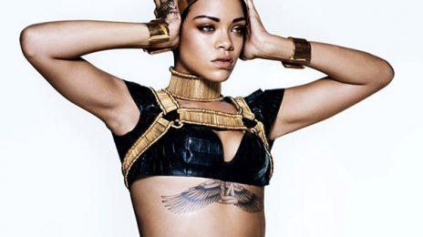 Rihanna Talks New Album