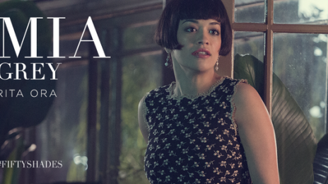 First Look: Rita Ora As Mia In 'Fifty Shades Of Grey' Movie