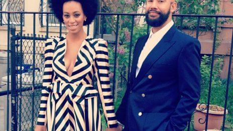 Wedded Bliss: Solange Marries Alan Ferguson In New Orleans