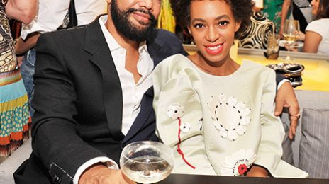 Report:  Solange Set To Marry Longtime Boyfriend Alan Ferguson?