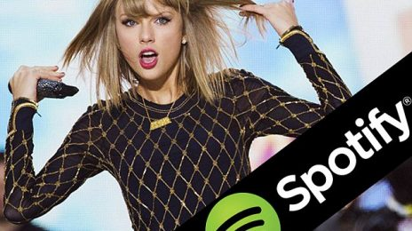 Weigh In:  Taylor Swift Slams Spotify / Company's CEO Claps Back