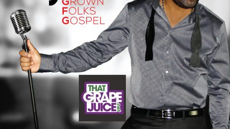 That Grape Juice Interviews Gospel Hitmaker J. Moss