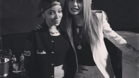 Hot Shot: Rita Ora & Tinashe Pose It Up In Abu Dhabi