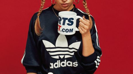 Hot Shots: Tinashe Tributes British Fashion For VICE