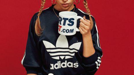 Hot Shots: Tinashe Tributes British Fashion For VICE