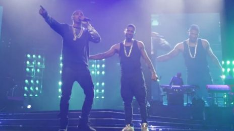 Watch: Usher, August Alsina & Trey Songz Perform Together On 'The UR Experience' Tour