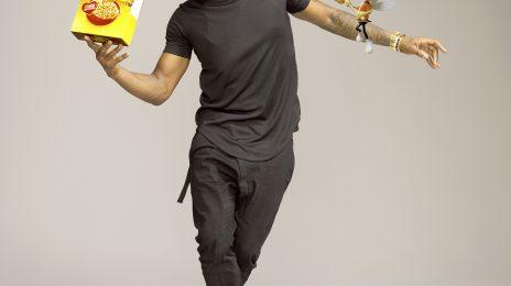 New Song:  Usher - 'Clueless' (Available Via Honey Nut Cheerios)