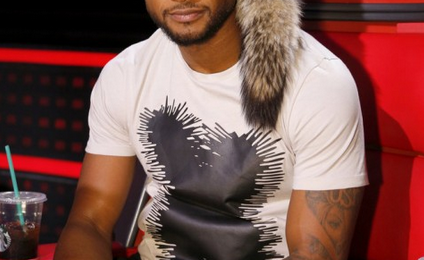 Usher Welcomes Jeremih & Chris Brown To The 'UR Experience'