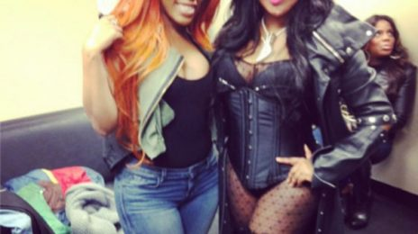 K. Michelle Responds To Lil Kim Slam