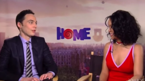 Watch: Rihanna Promotes 'Home' Before New Album Release