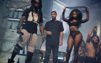 New Video: Nicki Minaj, Drake, Chris Brown & Lil Wayne - 'Only'