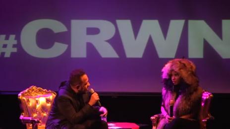 Watch: 'CRWN XV with Nicki Minaj and Elliott Wilson (Part 1 of 2)'
