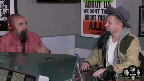 Must See: Macklemore Talks Race, White Privilege & Iggy Azalea On 'Hot 97'