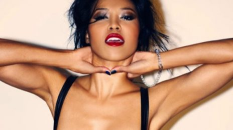 Did You Miss It? Ameriie Debuts New Song 'Mustang'
