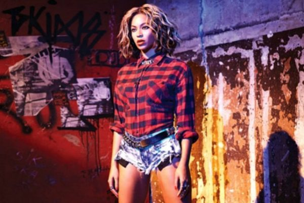 beyonce yours mine thatgrapejuice 600x401 Beyonce Celebrates One Year Anniversary Of Visual Album With New Short Film