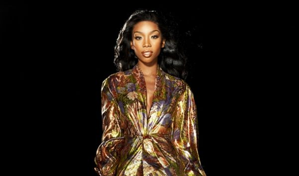 brandy 2015 thatgrapejuice 600x354 Brandy Hits The Studio With Oak / Previews New Material