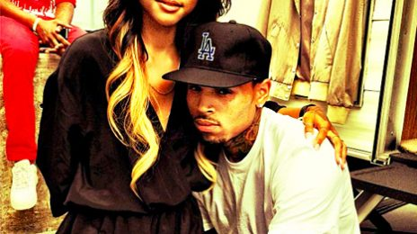 It's Official:  Chris Brown Announces Breakup With Karrueche Tran...Live in Concert