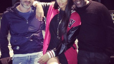 She's Coming: Ciara Continues Work On New Album With Dr. Luke & Polow Da Don