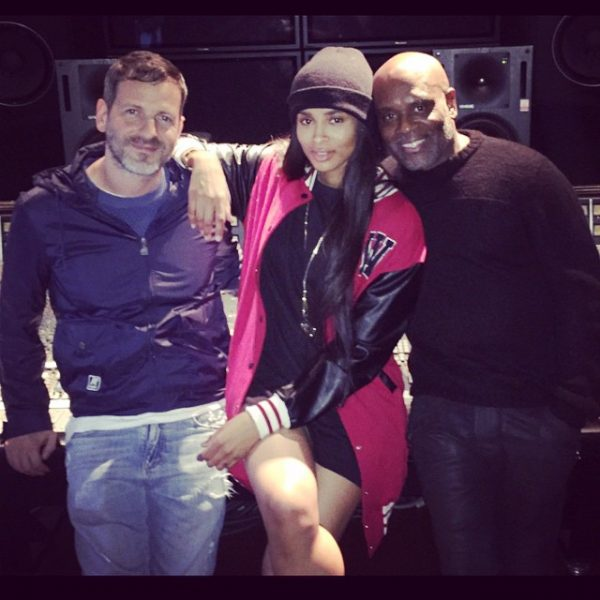 ciara dr luke thatgrapejuice 600x600 Shes Coming: Ciara Continues Work On New Album With Dr. Luke & Polow Da Don
