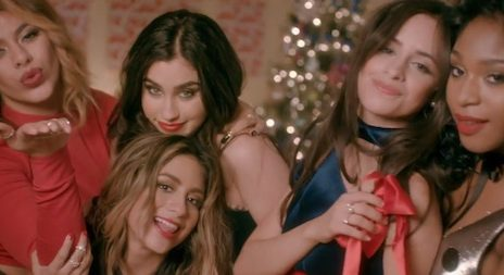 New Video: Fifth Harmony - 'All I Want For Christmas Is You'