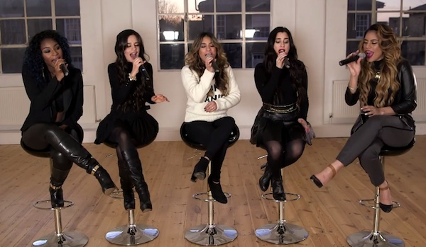 fifth harmony boss shazam thatgrapejuice Watch: Fifth Harmony Belt Bo$$ Acoustically For Shazam