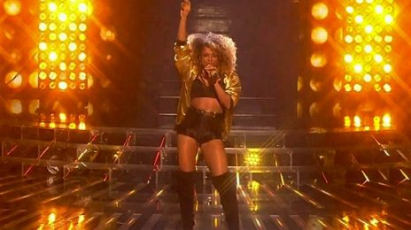 X Factor Star Fleur East Leaps To #1 On iTunes With Bruno Mars Performance