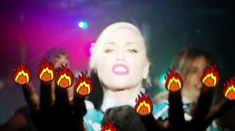 New Video: Gwen Stefani - 'Spark The Fire'