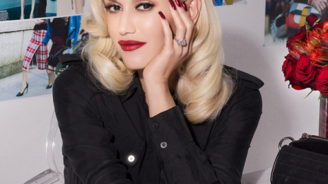 Gwen Stefani Becomes The Face of 'MasterCard'