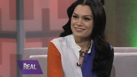 Watch: Jessie J Visits 'The Real' / Talks Relationship With Luke James, Schooling With Adele, & More
