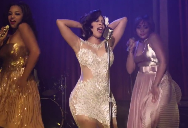 kmichelle something about night thatgrapejuice New Video: K. Michelle   Something About The Night