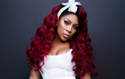 "K. Michelle On Lil' Kim: ""Her Face Is Stretched Back Too Tight"""