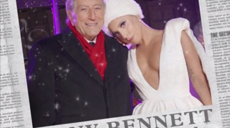 New Song: Lady GaGa & Tony Bennett - 'Winter Wonderland'
