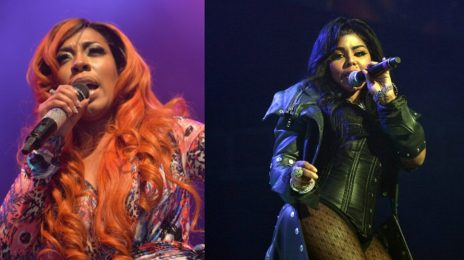 Did You Miss It?:  Lil Kim Claps Back (And Hard) At K. Michelle's Latest Round of Attacks