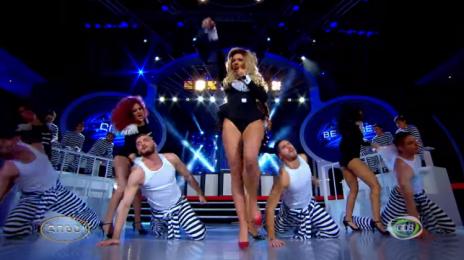 Watch: Beyonce Tributed On Georgian Talent Contest 'Erti Ertshi'