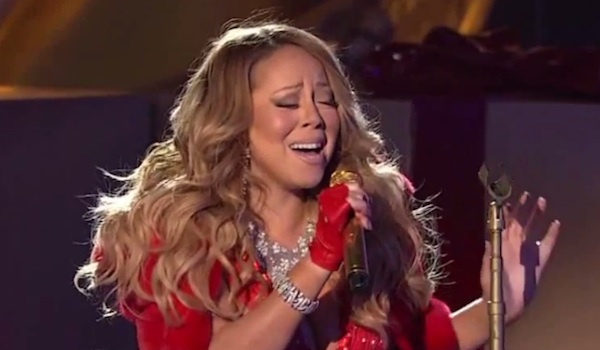 Scary Christmas? Mariah Carey Delivers Shocking Performance At ...