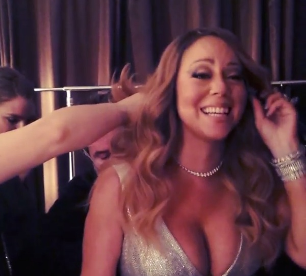 mariah carey vocals 2014 thatgrapejuice Damage Control? Mariah Carey Hits Right Notes...Backstage