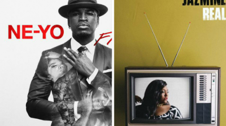 Hot Shots:  Ne-Yo & Jazmine Sullivan Reveal Respective Album Covers