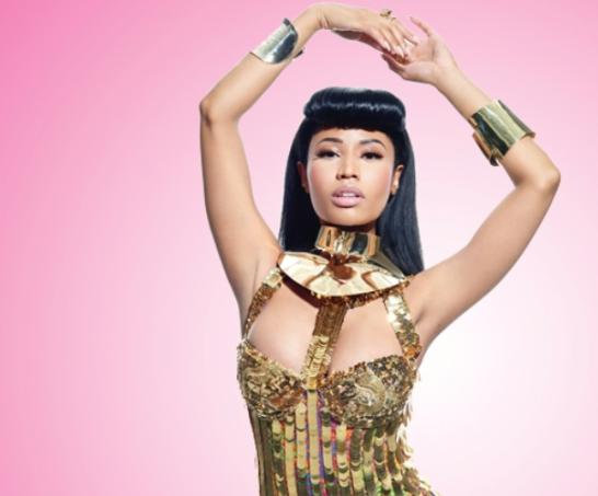 nicki minaj billboard that grape juice 2014 200001 Pink Power: New Nicki Minaj Album Dominates Social Media
