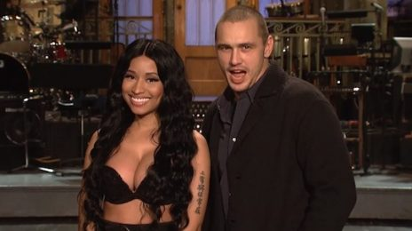 Watch: Nicki Minaj Stars In New 'SNL' Promo With James Franco