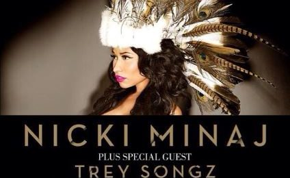 Nicki Minaj Unveils Tour Dates With Trey Songz / Shares Tour Poster