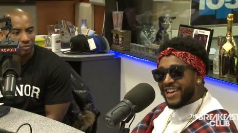 Too Much Info? Omarion Visits 'The Breakfast Club' / Dishes On Music... & Getting Circumcised