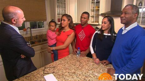 Did You Miss It?:  Ray & Janay Rice 'Today Show' Interview [Part 1]