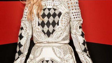 Rita Ora Stuns In 'The Voice UK' Promo Pics